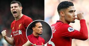 Manchester United's Andreas Pereira Says He Dislikes 'Arrogant' Van Dijk And Milner