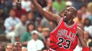 Michael Jordan's 35-Year-Old Game-Worn Sneakers Are Up For Sale