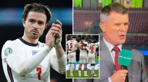 Jack Grealish Responds To Roy Keane After Irishman Fumed Over Him Not Taking A Penalty In Euro 2020 Final