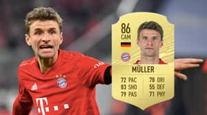 The Story Behind Thomas Muller's Rating On FIFA And Why He 'Breaks The Formula'