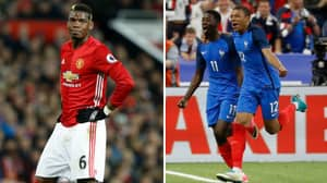 Paul Pogba Offers Career Advise To Ousmane Dembele And Kylian Mbappe
