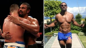 David Haye Pulled Out Of Tony Bellew Rematch After Failing Down Stairs