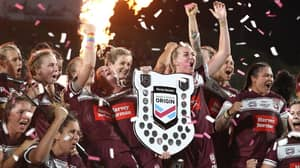 Relive Every Nail-Biting Second Of A Thrilling Women's State Of Origin Clash
