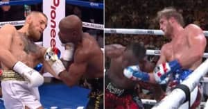 Video Shows Logan Paul Has Perfect Punch To Exploit Floyd Mayweather Weakness