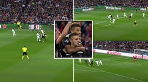 When Dusan Tadic Delivered A 10/10 Champions League Masterclass Against Real Madrid