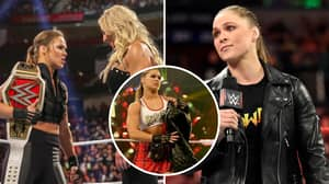 UFC Legend Ronda Rousey Confirms She Is Eyeing Up A Sensational WWE Comeback