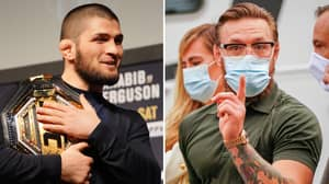 Conor McGregor Climbs Ahead Of Khabib Nurmagomedov In UFC's Pound-For-Pound Rankings After Massive Blunder