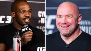 Dana White Reacts To Idea Of Jon Jones Moving Up To Heavyweight After Dominick Reyes Fight