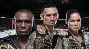 The Stacked UFC 245 Will Have Three Title Fights On The Card