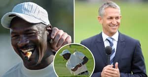 Gary Lineker's Amazing Story About Golf Game With Michael Jordan And Samuel L Jackson
