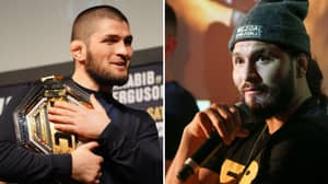 Jorge Masvidal Names Only Condition He Would Face Khabib Nurmagomedov In UFC Clash