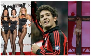 Alexandre Pato Was Made To Pick Between Playboy Or Religion At AC Milan