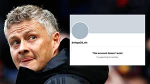 Ole Gunnar Solskjaer Made A Promise To Man Utd Fan In Twitter DM's Before Deactivating His Account