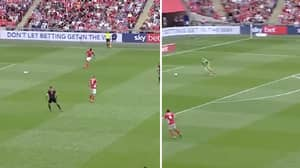 Charlton Athletic Concede Awful Own Goal In League One Play-Off Final