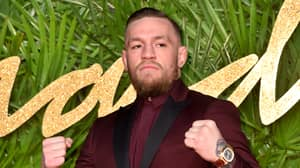 Conor McGregor Calls Mayweather A P***y After Shutting Down UFC Talk