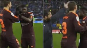 Samuel Umtiti Reportedly Racially Abused During Espanyol Match