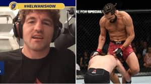 Ben Askren Praises Jorge Masvidal's Flying Knee At UFC 239, Says It Wasn't Lucky