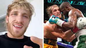 Logan Paul Finally Responds To Conspiracy Theory That Floyd Mayweather Refused To Let Him Go Down