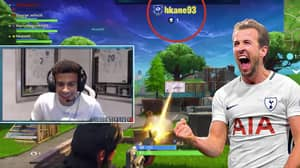 Harry Kane Is Now Playing Fornite With Dele Alli And 'He's Claiming All The Kills'