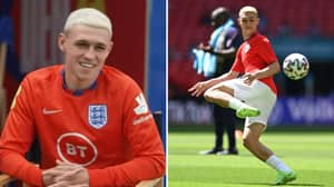 Phil Foden Watches YouTube Clips Of Himself Before Games