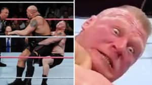 When The Big Show Exploded With Diarrhea' All Over Brock Lesnar During WWE Match