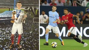 Pep Guardiola Ready To Hand Debut To Manchester City Starlet Phil Foden