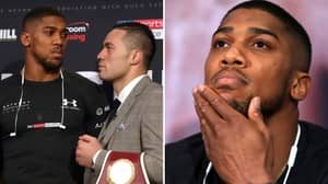 Fans Warned By Police Not To Stream Joshua Vs Parker