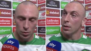 Scott Brown Gives The Most Sarcastic Post-Match Interview After Old Firm Win