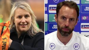 Fans 'Convinced' Emma Hayes Should Replace Gareth Southgate As Next England Manager