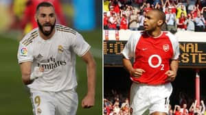 """""""Karim Benzema Is A More Complete Player Than Thierry Henry"""""""
