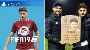 Former Hashtag United Player Scott Pollock Is Now In FIFA 19 Ultimate Team
