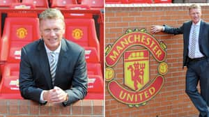 There Are Still Four Months Left On David Moyes' Original Contract At Manchester United