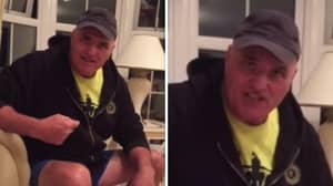 John Fury Accepts Fight With 'Bodybuilder' In His Most Iconic Response Video To Date