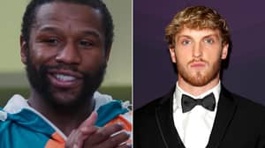 Floyd Mayweather's Strategy For Logan Paul Bout Shows He Really Doesn't Rate Him