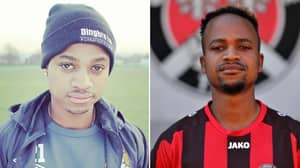 Confusing Story Of Zimbabwean Footballer Tinotenda Chibharo Who Claims To Have Played For Manchester City