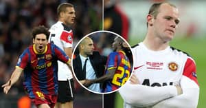 Eric Abidal Reveals Manchester United Players' Furious Reaction To Barcelona's Champions League Showboating