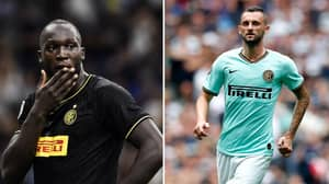 Romelu Lukaku And Marcelo Brozovic Had To Be Separated In Dressing Room Argument