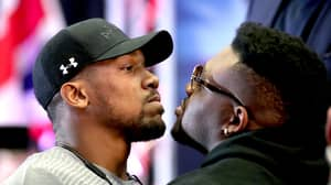 Anthony Joshua's US Debut In Doubt After Jarrell Miller Tests Positive For Banned Substance