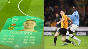 Diogo Jota Was Playing FUT Champs Hours Before Wolves Beat Man City