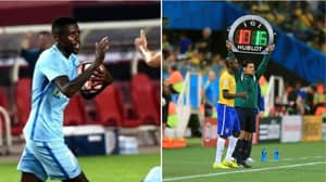 Ramires Hasn't Played A Minute In The CSL Despite Being Fit