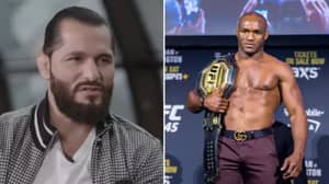 How Jorge Masvidal Responded When Kamaru Usman Said He's Not Deserving Of UFC Title Shot