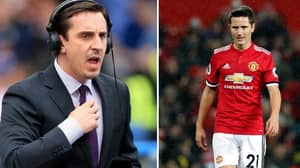 Manchester United Fans Are Fuming With What Herrera Did Against Leicester