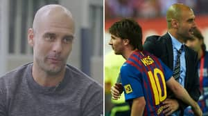 Pep Guardiola Recalls How He Knew He Would Win 'Everything' After Meeting Lionel Messi