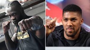 'AJ's The Best Heavyweight In The World, Wilder Is The Worst Heavyweight Champion Of All Time'