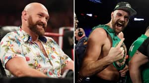 Tyson Fury Claims He's 'Taking Over All Combat Sports'