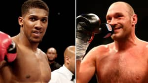 Tyson Fury Rumoured To Feature In Joseph Parker's Ring Walk - Anthony Joshua Responds