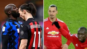 Zlatan Ibrahimovic Once Offered Romelu Lukaku A £50 Cash Prize For 'Every Decent First Touch' He Made