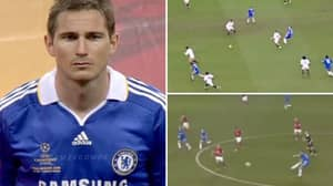 Compilation Of Frank Lampard's Passing Shows How Brilliant He Was