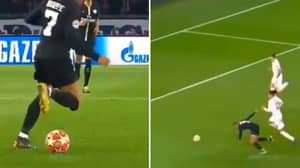 Manchester United Fan Puts Together 'Highlights' Of Kylian Mbappe's Performance