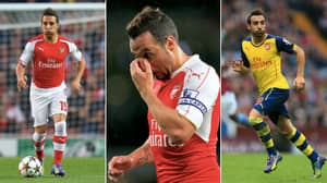 Santi Cazorla Set To Leave Arsenal After Six Years At The Club